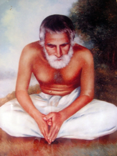 Gaura Kishor das Babaji