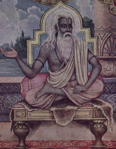 Vyasadeva compiler of the Vedas