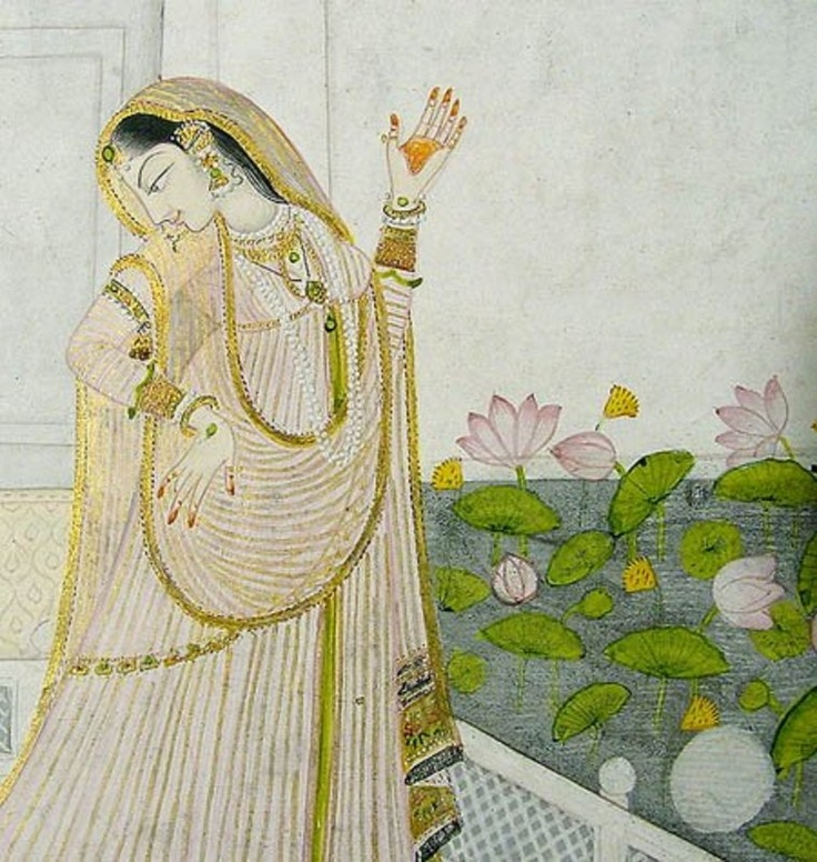 RADHA FULL MOON
